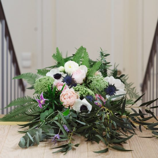 Florist Wedding - French - Brittany